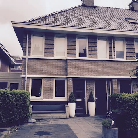 Perfect located family house near AMS and Beach - Heemstede - House