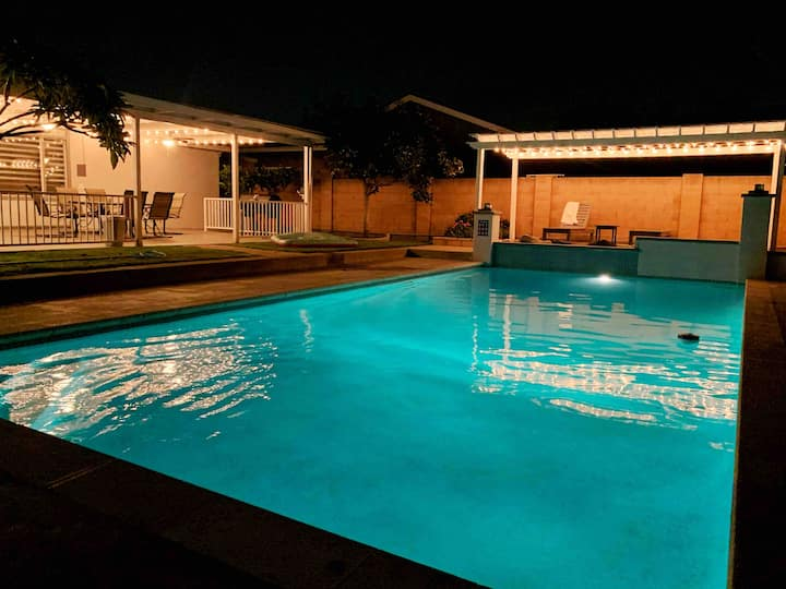 ANAHEIM | HOUSE + POOL | 7 MINS DRI TO Disneyland