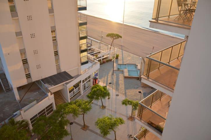 Apartamento Platja d'Aro - Primera línea de mar