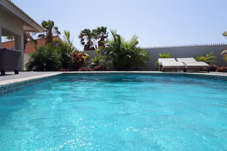 Your holiday home Curacao with private pool