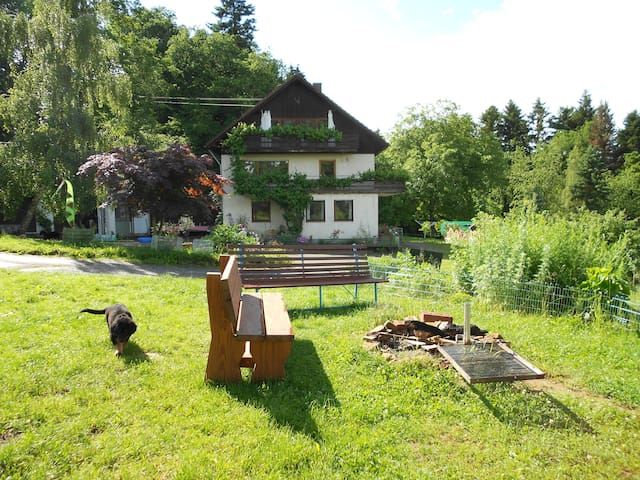 Holliday Appartment - Eigenhof 1 -  Germany - Spraitbach - 公寓