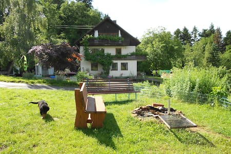 Holliday Appartment - Eigenhof 1 -  Germany - Spraitbach - Osakehuoneisto