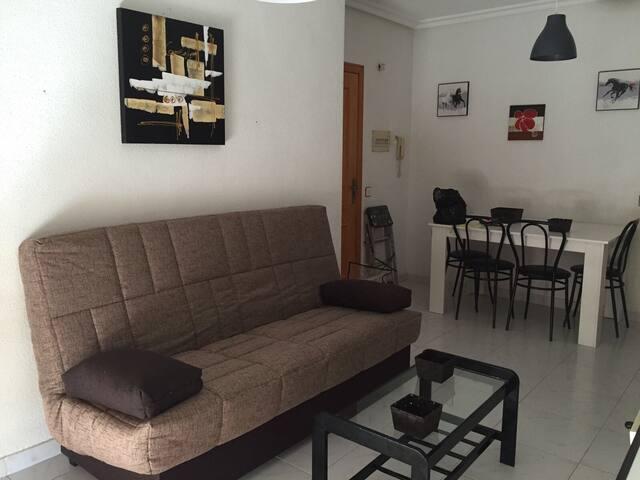 Acogedor apartamento Lo Pagan - San Pedro del Pinatar - Apartment