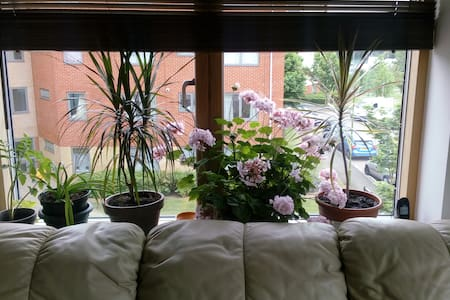 25 min from central London, in a quiet location ! - Apartmen