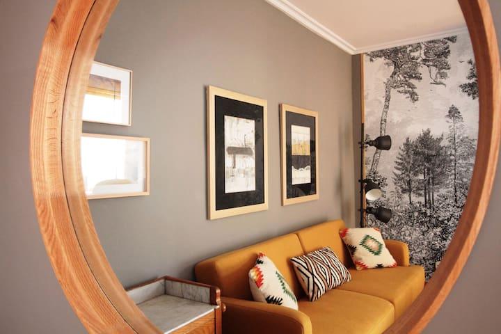 Encantador apartamento en el centro - Autocheckin