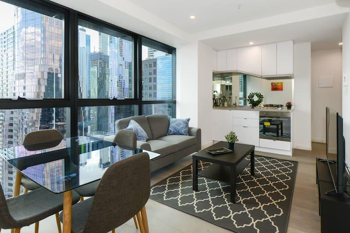 UrbanMinder @ La Trobe Tower (2BR) - Melbourne - Apartment
