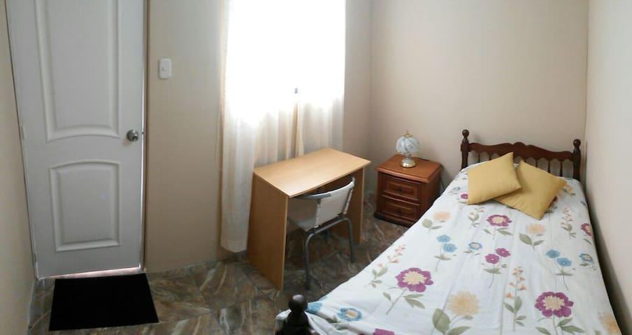 Habitación en San Miguel-Lima Perú! - San Miguel - Rumah