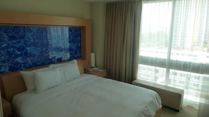 SUNNY ISLES GORGEOUS (+hotel fees)