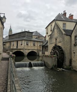 Heart of historical Bayeux - Bayeux - 公寓