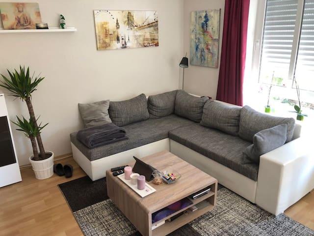Gemütliche Wohnung in Paderborn (beim HNF)