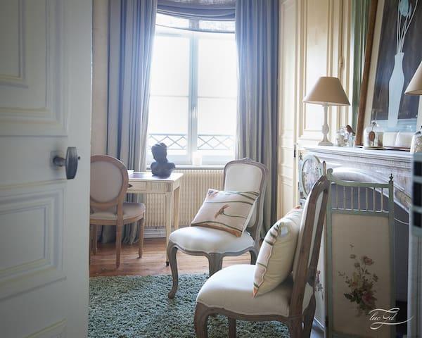 La suite du Château Lit double 200x200