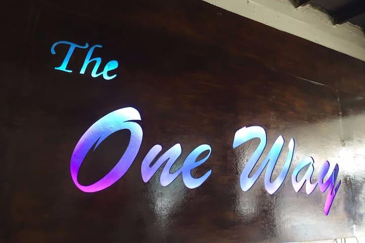 The One Way Hostel + Bar
