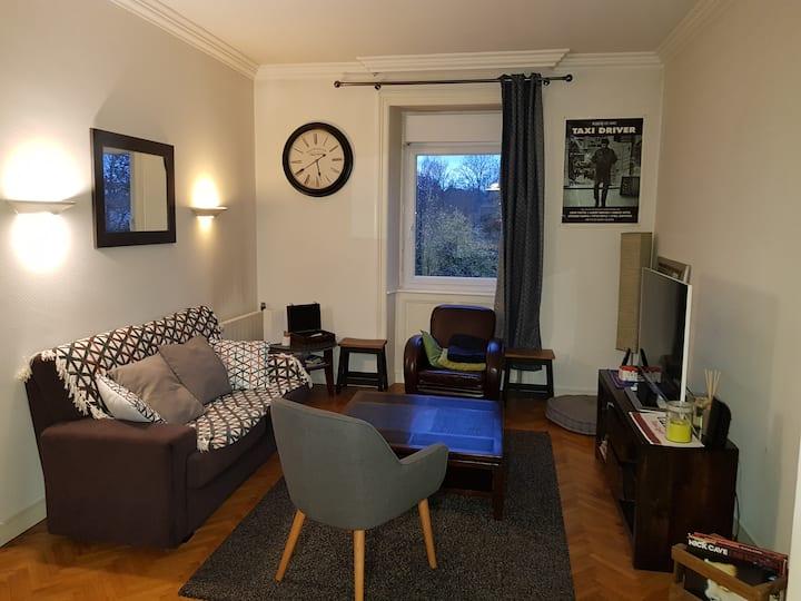 Appartement lumineux hyper centre de Lamballe