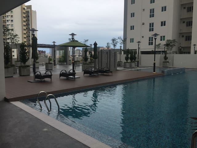 Deluxe Suites in Georgetown penang - Jelutong - Apartment
