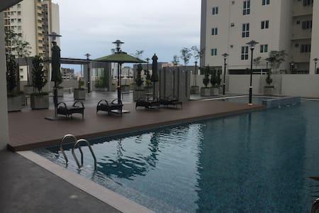 Deluxe Suites in Georgetown penang - Jelutong - Lägenhet