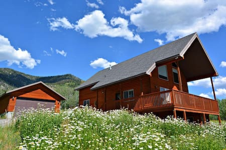 Amazing Family Cabin Overlooking Star Valley! - Star Valley Ranch - Maison