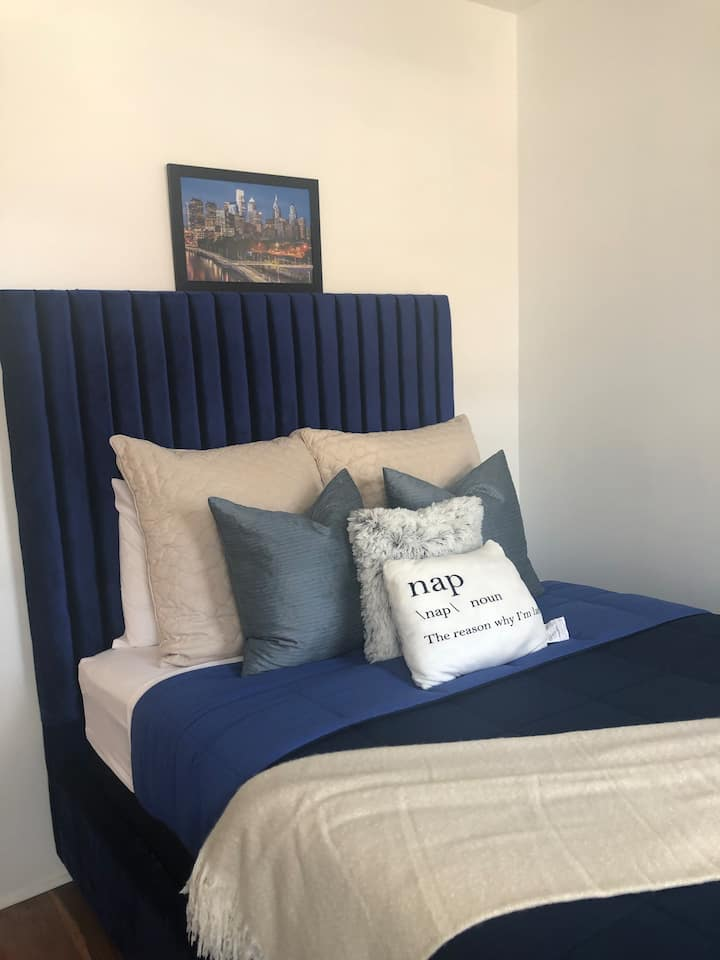 Dilly-Philly 1 Bedroom Unit Close to Center City
