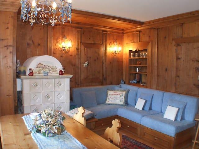 Panoramico su Cortina d'Ampezzo - Cortina d'Ampezzo - Appartement