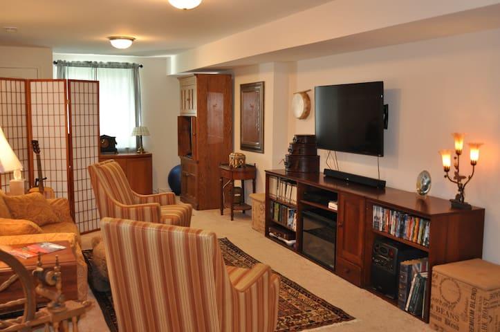 Canal Pointe Getaway Suite