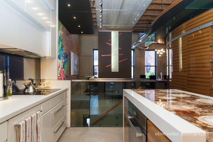 Executive Luxury Loft