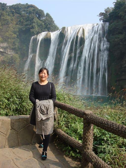 这个是我在贵州旅游的照片