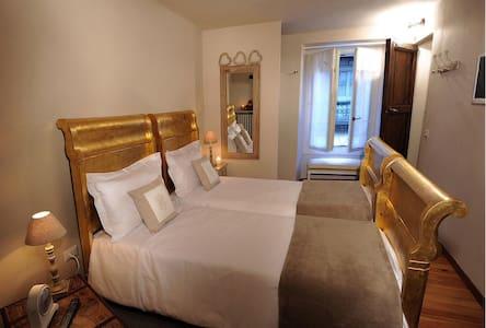 B&B Sant'Agostino, Room1 - Mondovì  - Bed & Breakfast