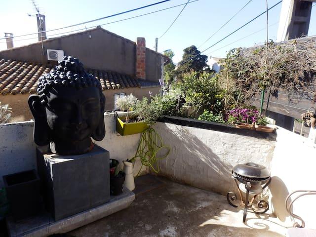 LA MAISON DU LAC - Laure-Minervois - 一軒家