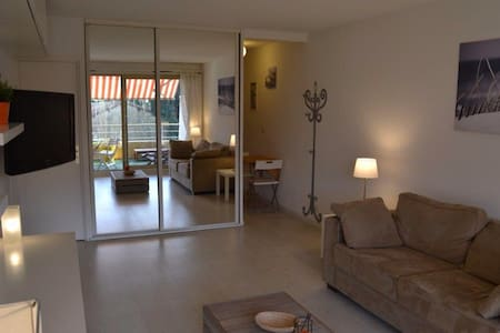 charmant studio centre de st tropez - Saint-Tropez - Leilighet