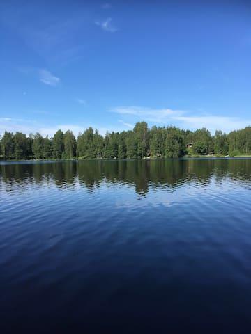 "The ""Laihan-järvi"" -lake - SUMMER!"