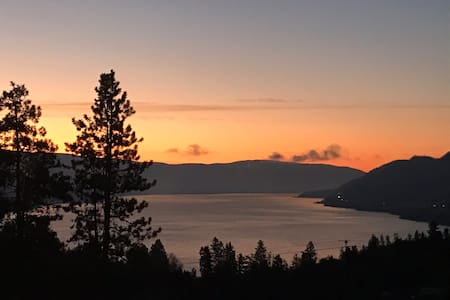 Peachland Hilltop Haven