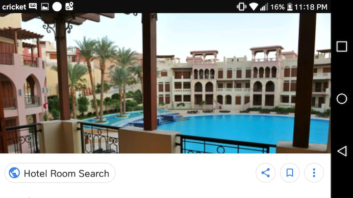 Aqaba tala bay pool apartment. weekly discount