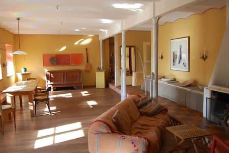 Bohemian Countryhome in Bavaria - Eurasburg - Wohnung