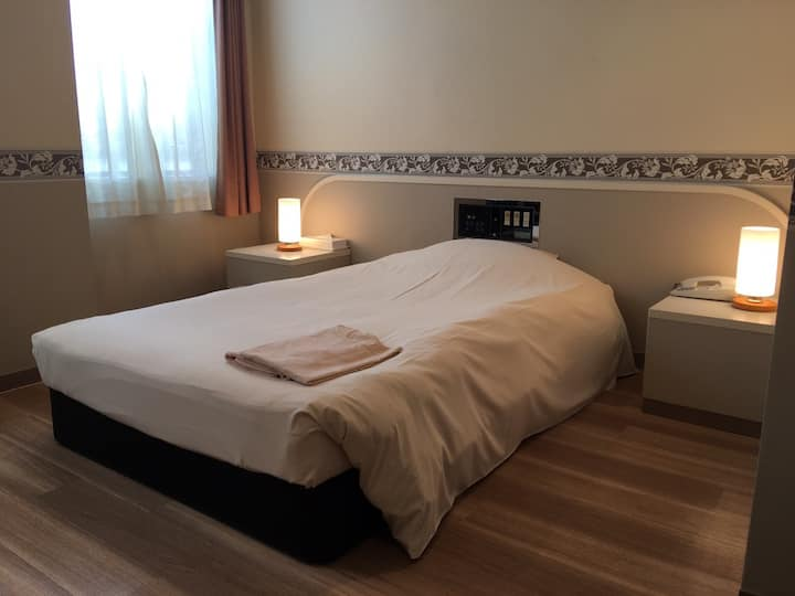Hotel La Firenze【NoSmoking Single】22square meters