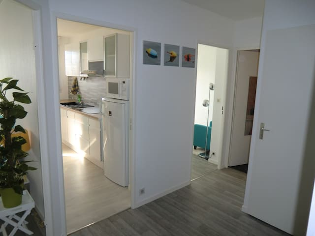 Appartement T2+Parking Centre commercial - Orléans - Apartment