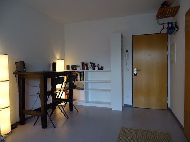 Quiet, cosy, central, zazen centered apartment