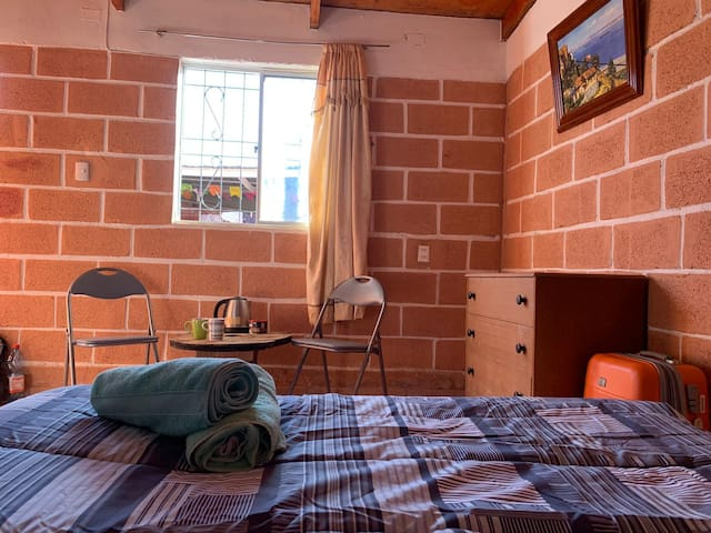 Private Doble bedroom in San Pedro de Atacama