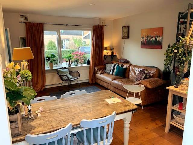 House for couple in trendy North (5min to centre)