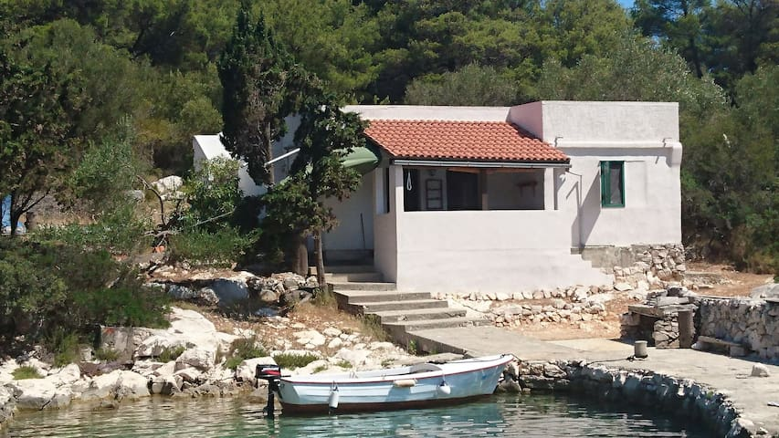 Fisherman House Kornati
