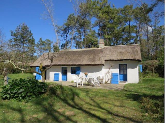 Bourrine traditionnelle - Saint-Jean-de-Monts - Casa