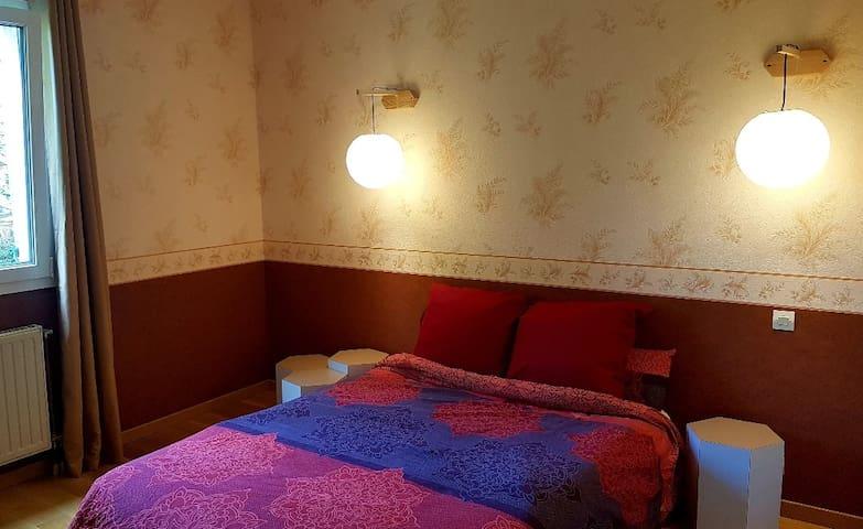 Chambre ZEN + Vrai Petit Dèj + Piscine + Jardin !