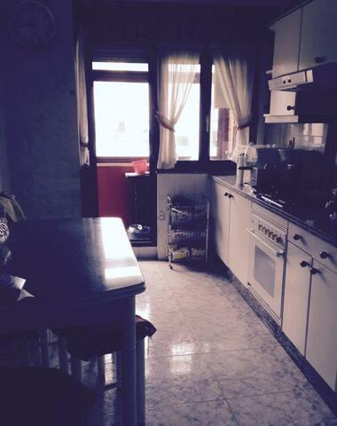 Apto 3 Dormitorios en Oviedo - Oviedo - Flat