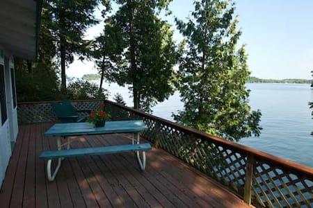 "Lake Cabin ""Oak"" Converse Bay near Burlington, VT - Charlotte"
