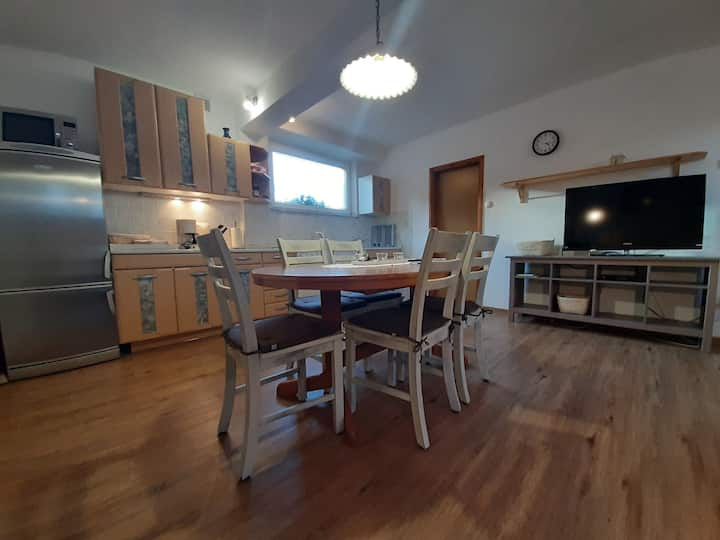 Apartments Markez, Economy 2-Bedroom Ap. for 4
