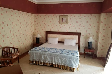 Marbella Anyer 1BR Deluxe D'Best - Pasar Minggu