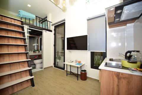 MAGNOLIA's beautiful loft L3 @ Can Tho Wharf