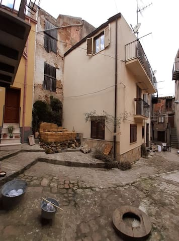 Casa Vicolo Urbano