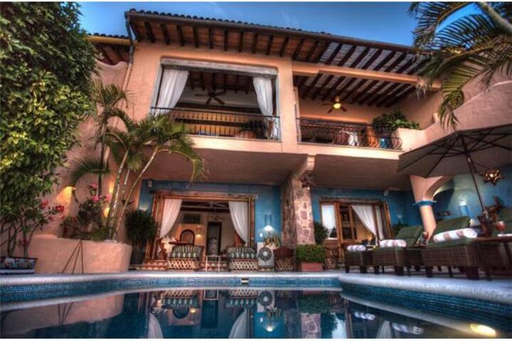Villa Azul Celeste - 3BR Home - Puerto Vallarta - Villa