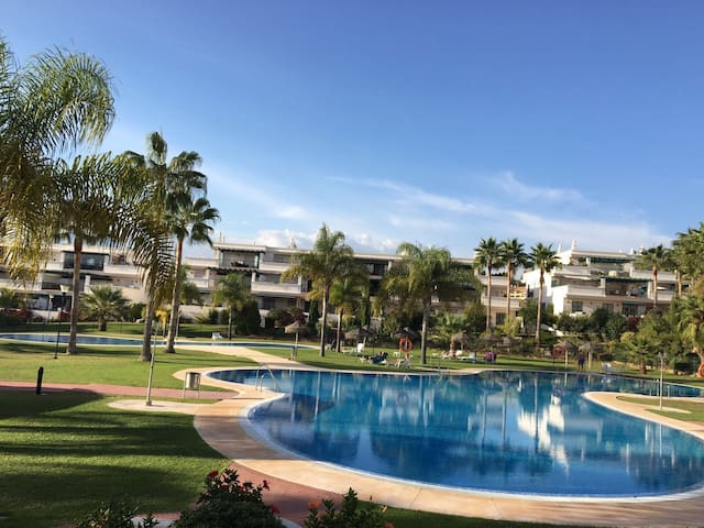 Superbe appartement à marbella - Marbella  - Apartment