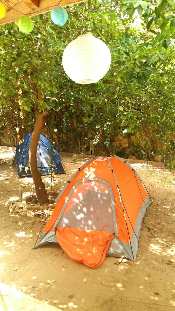 Camping Saly ! Guest House Bégué