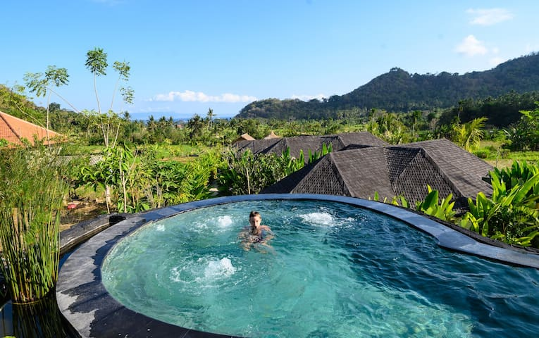 Luxury Eco Wellness Resort Villa 3